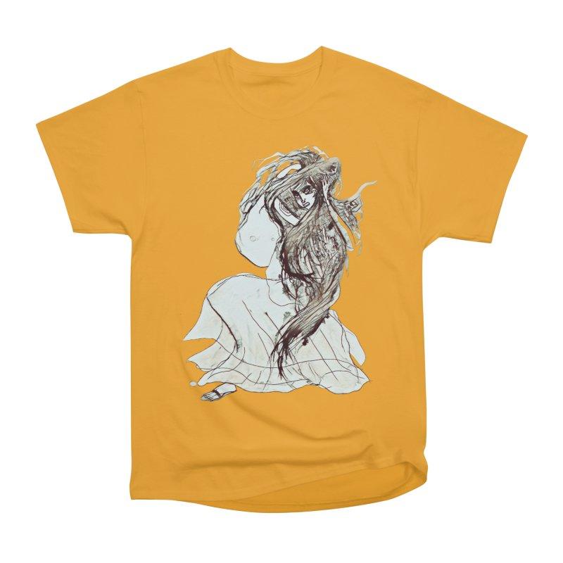 Frustration Men's Classic T-Shirt by dasiavou's Artist Shop