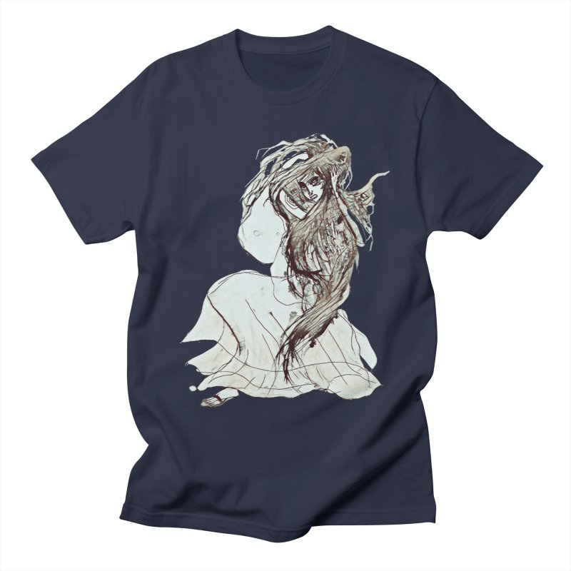 Frustration Men's T-Shirt by dasiavou's Artist Shop