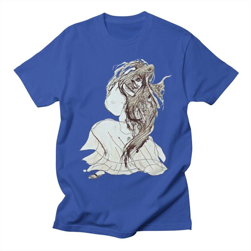 Frustration Women's Unisex T-Shirt by dasiavou's Artist Shop