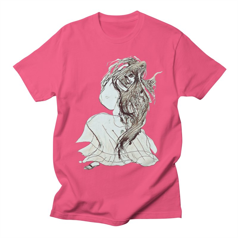 Frustration Women's Unisex T-Shirt by dasiavou's Artist Shop