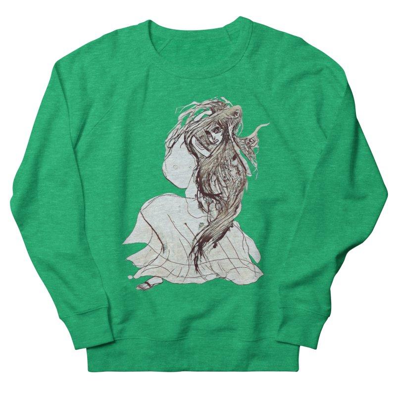 Frustration Women's Sweatshirt by dasiavou's Artist Shop