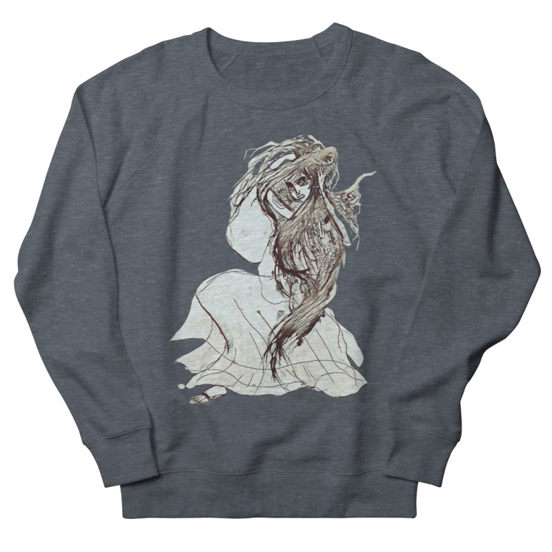 Frustration Women's Sweatshirt by dasiavou's Artist Shop
