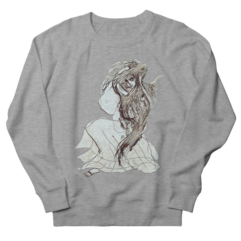 Frustration Men's Sweatshirt by dasiavou's Artist Shop