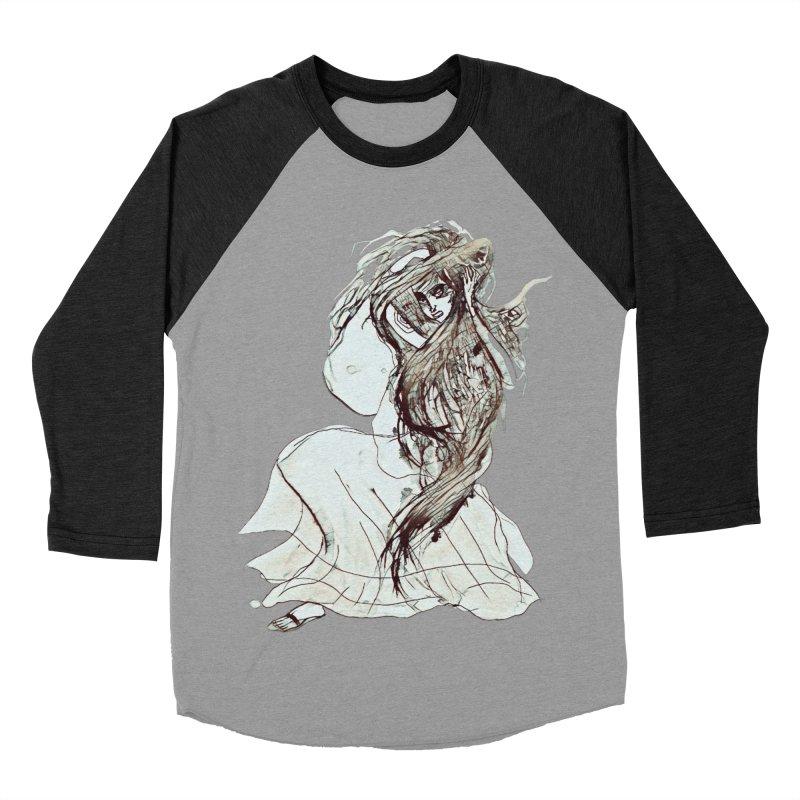 Frustration Men's Baseball Triblend Longsleeve T-Shirt by dasiavou's Artist Shop
