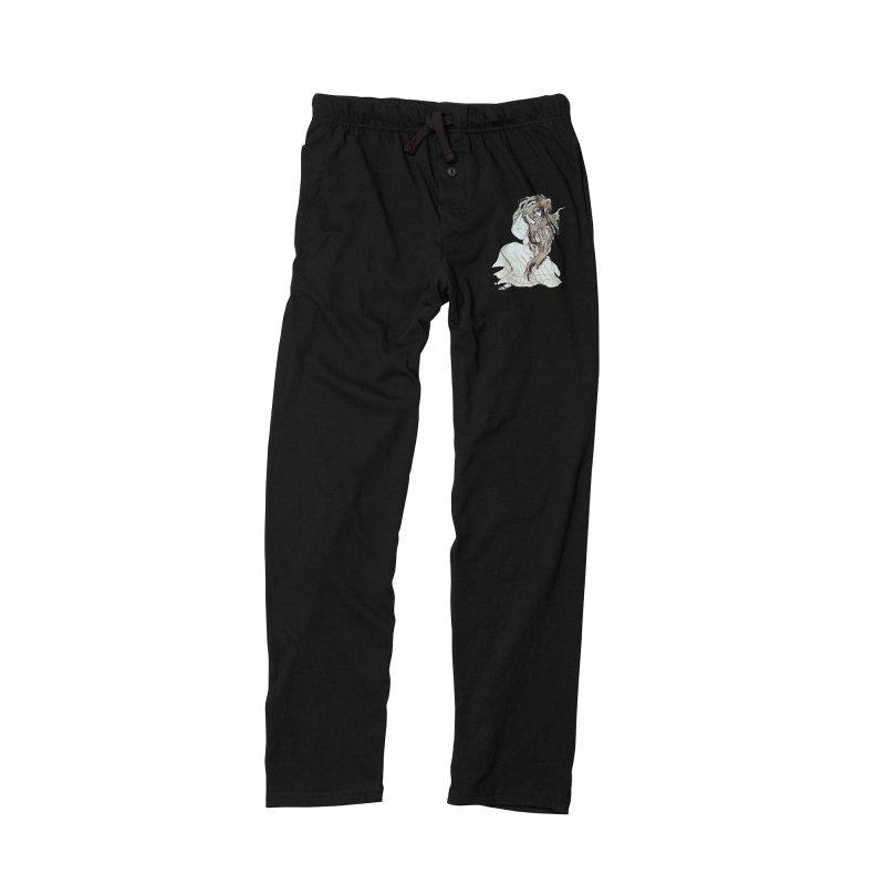 Frustration Women's Lounge Pants by dasiavou's Artist Shop
