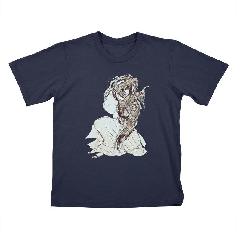 Frustration Kids T-Shirt by dasiavou's Artist Shop
