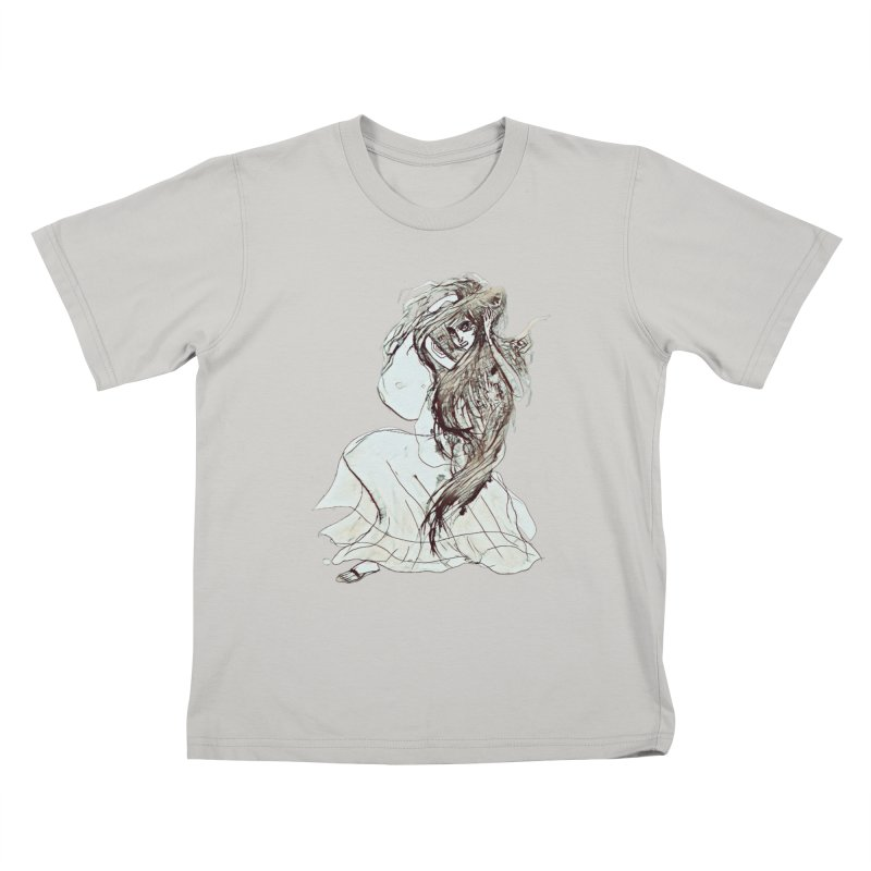 Frustration Kids T-Shirt by dasiavou's Artist Shop