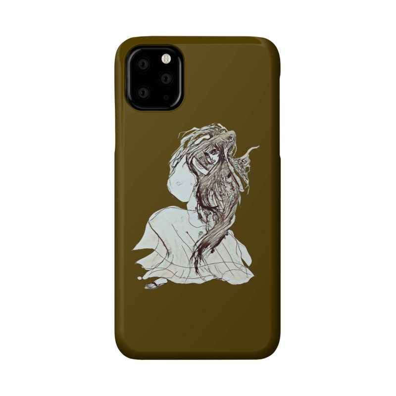 Frustration Accessories Phone Case by dasiavou's Artist Shop
