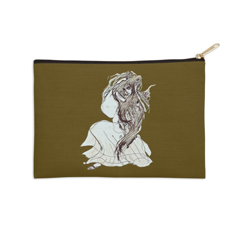 Frustration Accessories Zip Pouch by dasiavou's Artist Shop