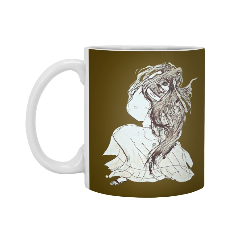 Frustration Accessories Mug by dasiavou's Artist Shop