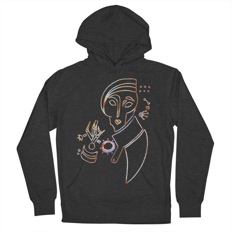 Terra Ex Machina Men's Pullover Hoody by dasiavou's Artist Shop
