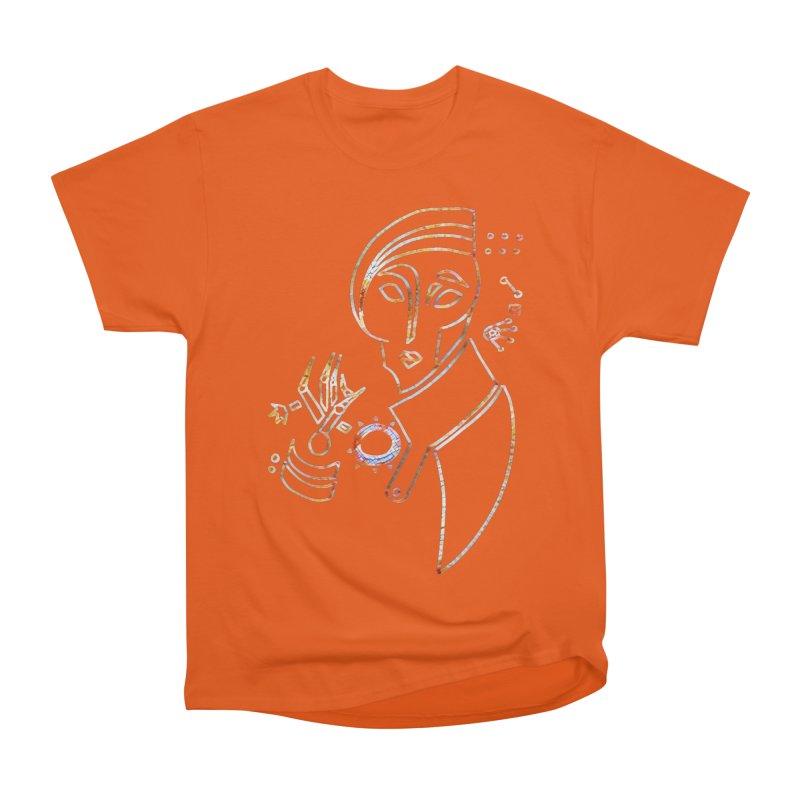 Terra Ex Machina Women's Classic Unisex T-Shirt by dasiavou's Artist Shop
