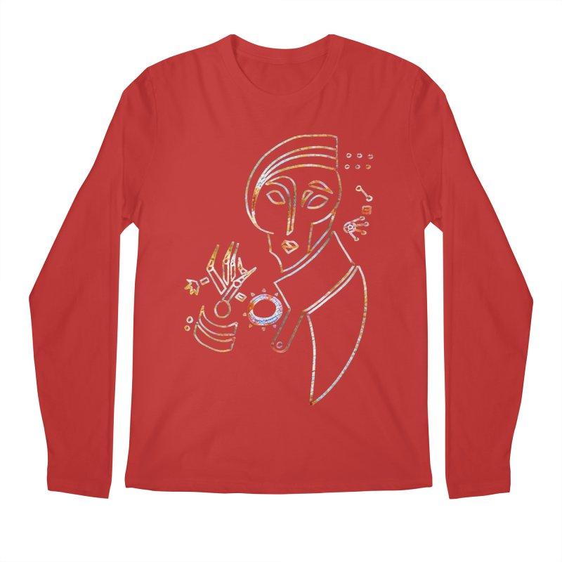 Terra Ex Machina Men's Regular Longsleeve T-Shirt by dasiavou's Artist Shop