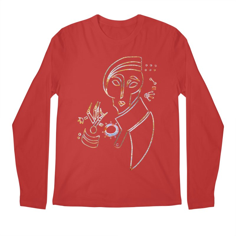 Terra Ex Machina Men's Longsleeve T-Shirt by dasiavou's Artist Shop