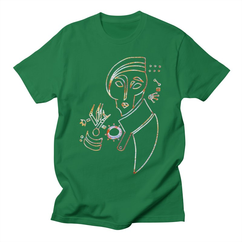 Terra Ex Machina Men's T-Shirt by dasiavou's Artist Shop