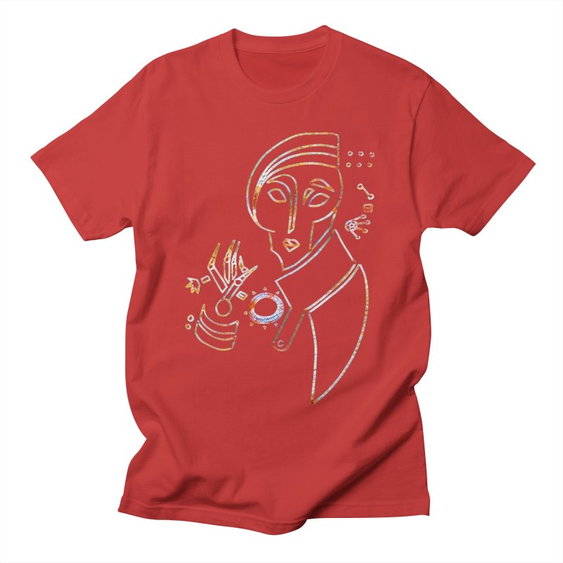 Terra Ex Machina Men's Regular T-Shirt by dasiavou's Artist Shop