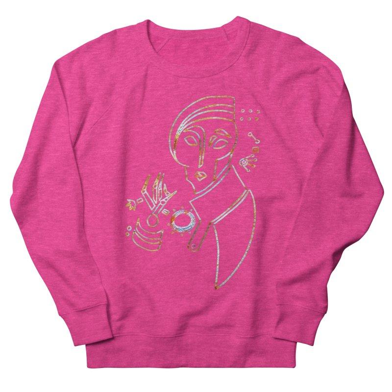 Terra Ex Machina Women's Sweatshirt by dasiavou's Artist Shop