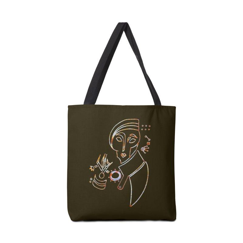 Terra Ex Machina Accessories Bag by dasiavou's Artist Shop