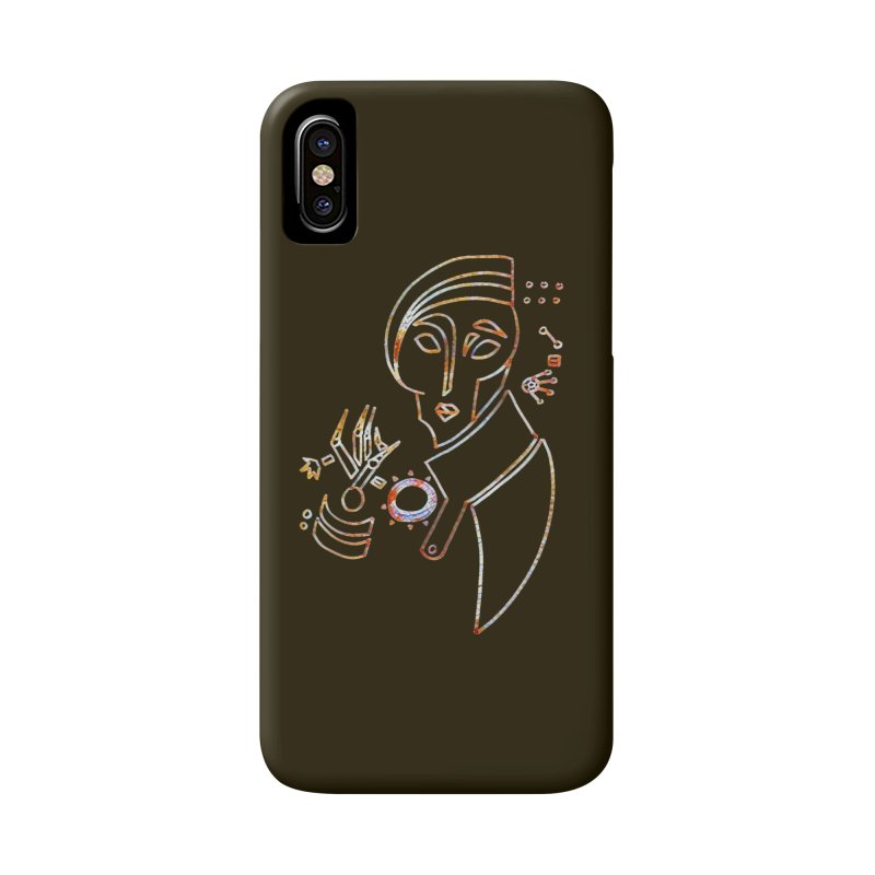 Terra Ex Machina Accessories Phone Case by dasiavou's Artist Shop