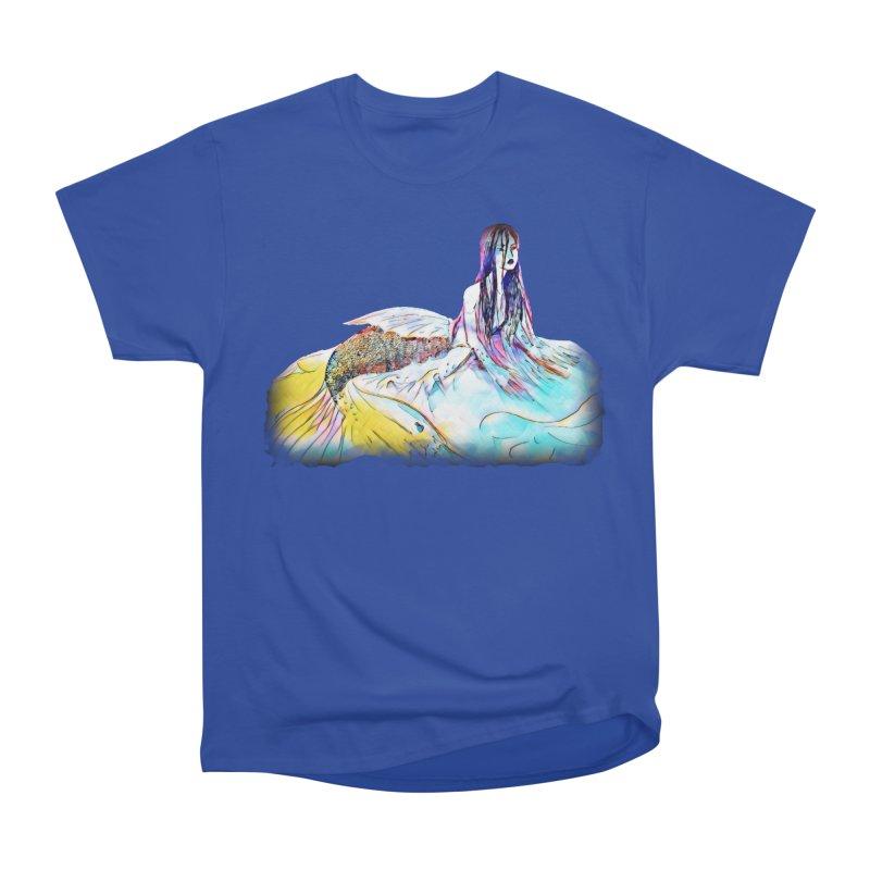 Emergence Men's Heavyweight T-Shirt by dasiavou's Artist Shop