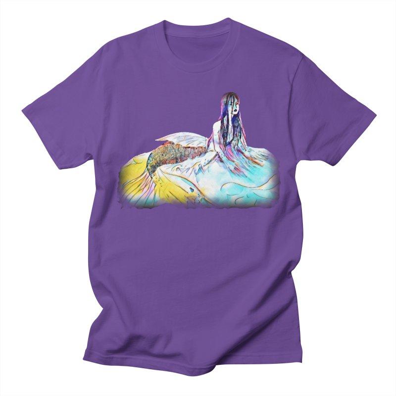 Emergence Women's Regular Unisex T-Shirt by dasiavou's Artist Shop