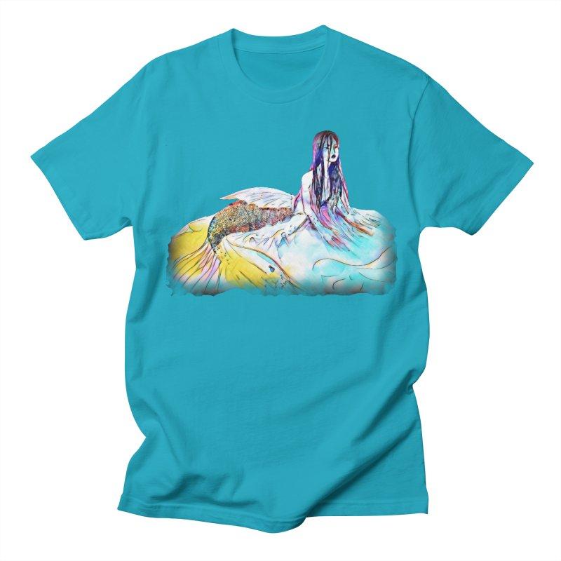 Emergence Men's Regular T-Shirt by dasiavou's Artist Shop