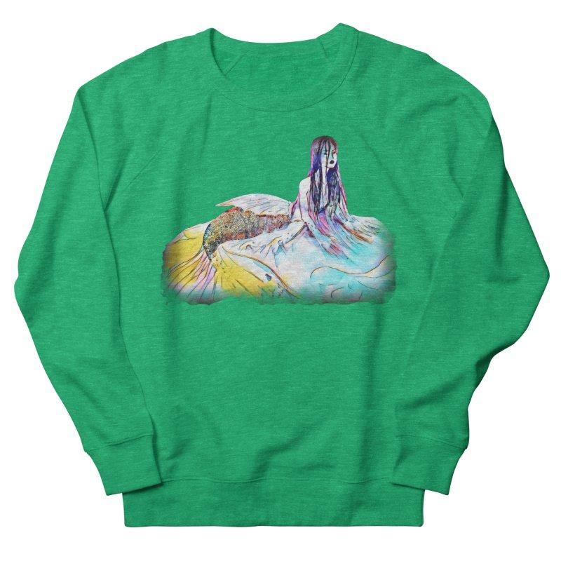 Emergence Women's Sweatshirt by dasiavou's Artist Shop