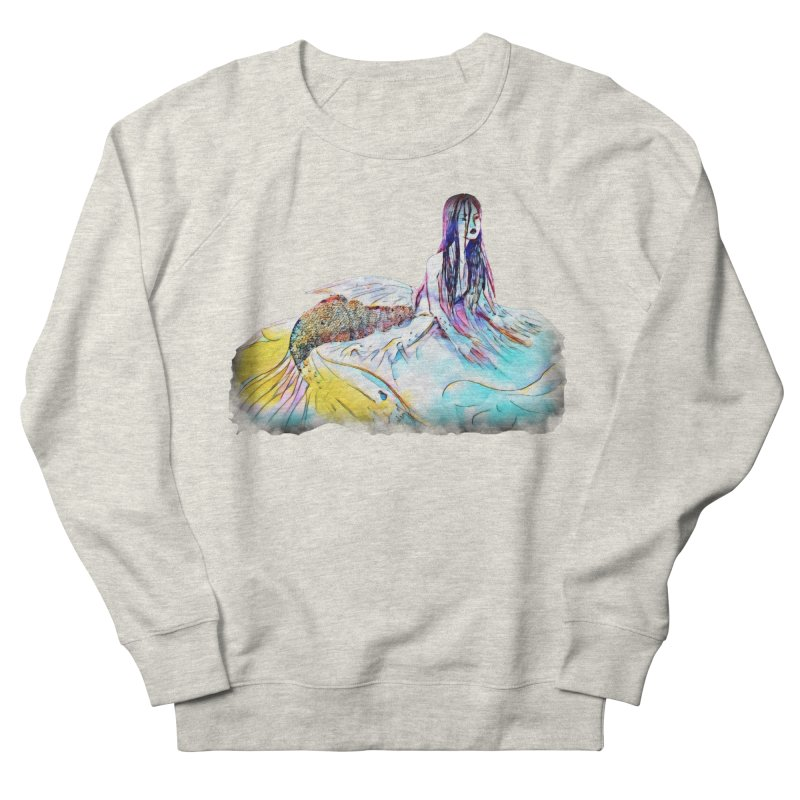 Emergence Women's Sweatshirt by dasiavou's Artist Shop