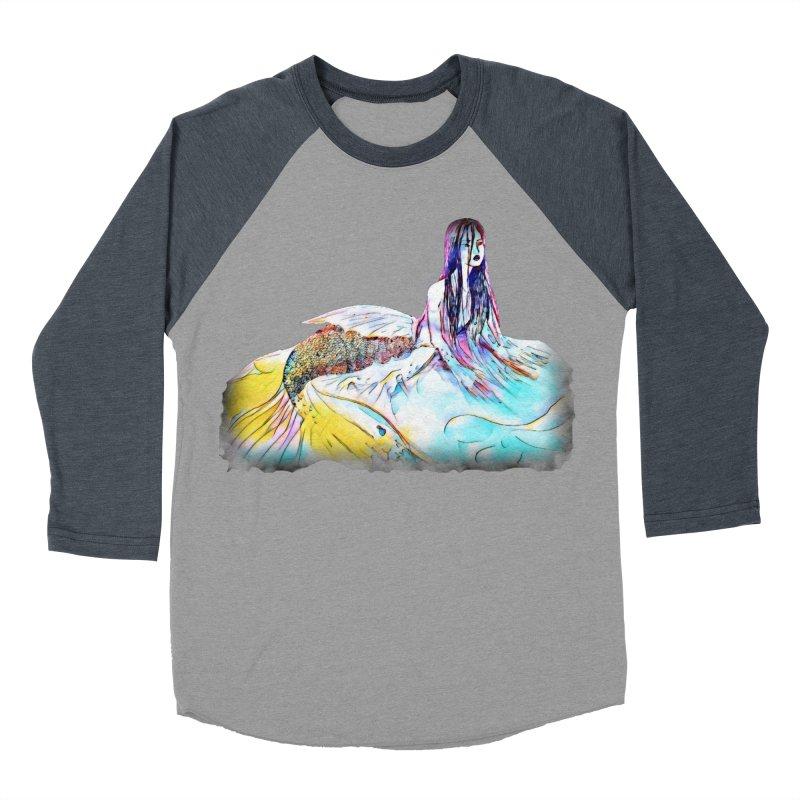 Emergence Men's Baseball Triblend Longsleeve T-Shirt by dasiavou's Artist Shop