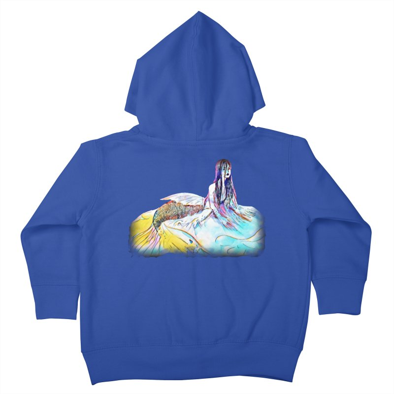 Emergence Kids Toddler Zip-Up Hoody by dasiavou's Artist Shop