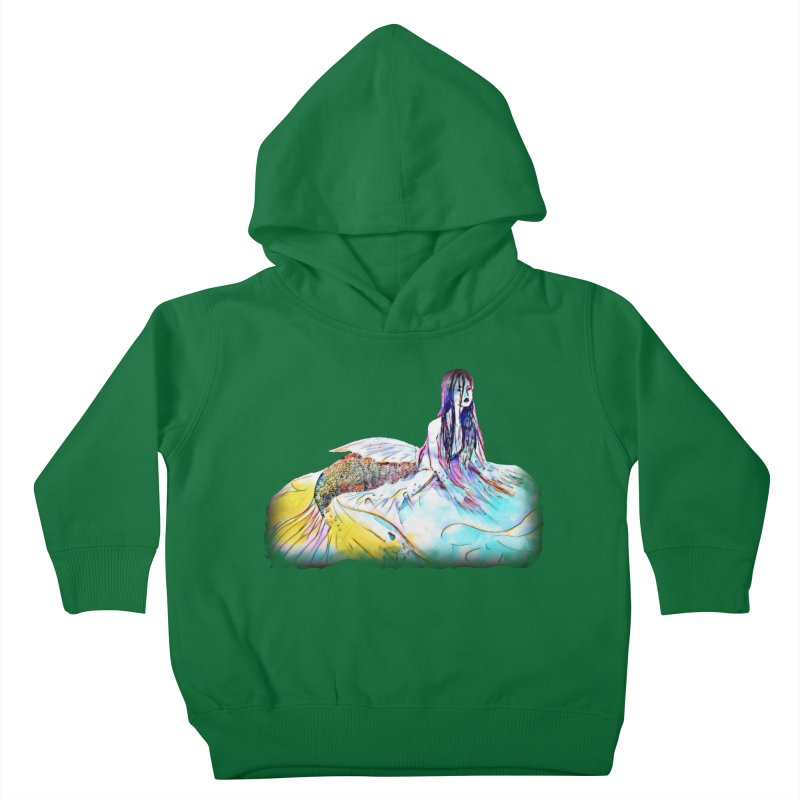 Emergence Kids Toddler Pullover Hoody by dasiavou's Artist Shop