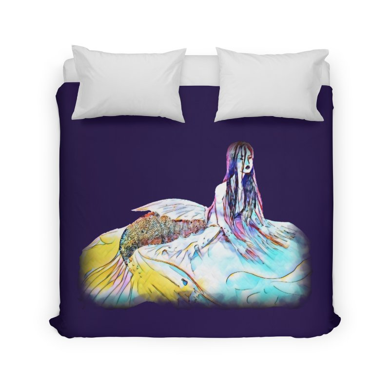 Emergence Home Duvet by dasiavou's Artist Shop