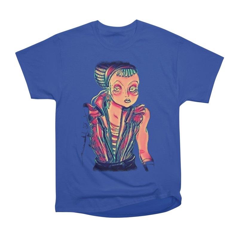 Bandit Queen Men's Heavyweight T-Shirt by dasiavou's Artist Shop