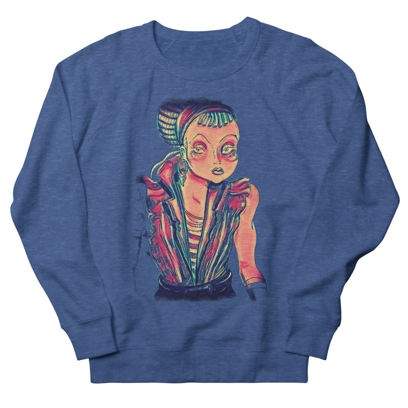 Bandit Queen Men's Sweatshirt by dasiavou's Artist Shop