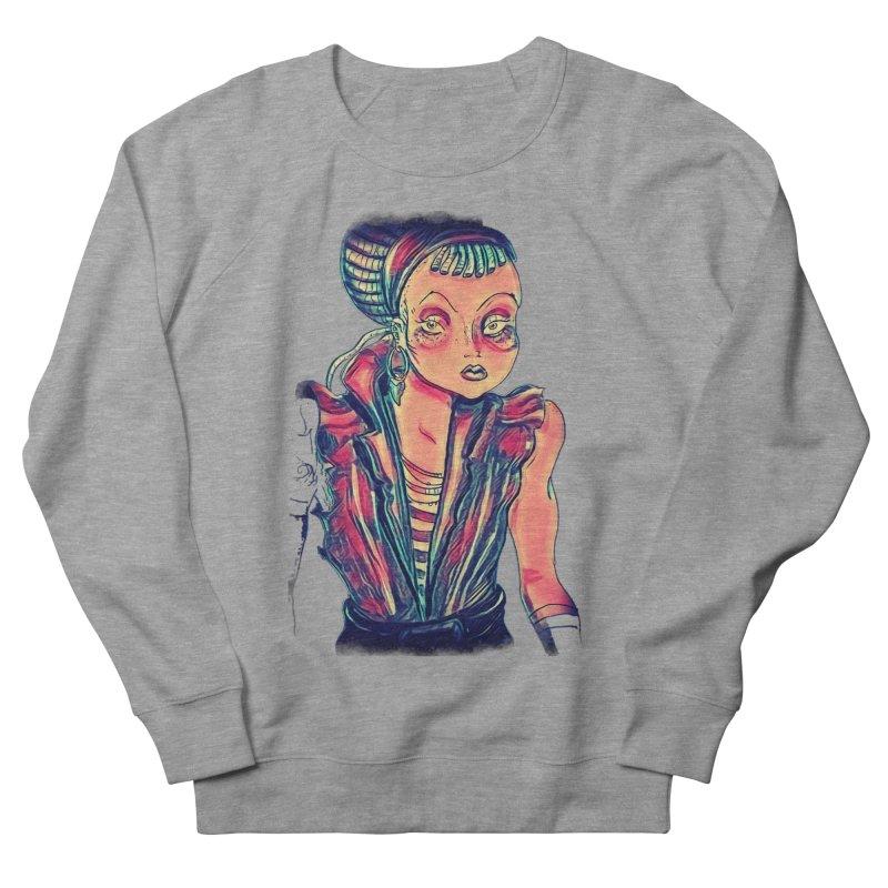 Bandit Queen Men's Sweatshirt by dasiavou's Artist Shop