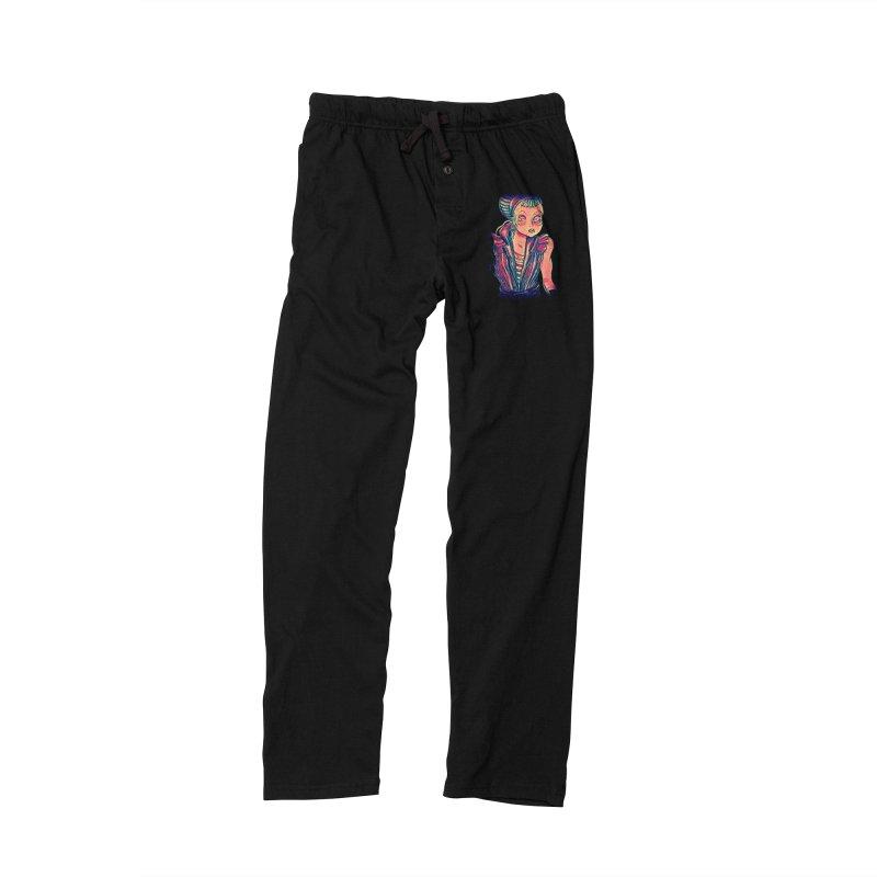 Bandit Queen Women's Lounge Pants by dasiavou's Artist Shop