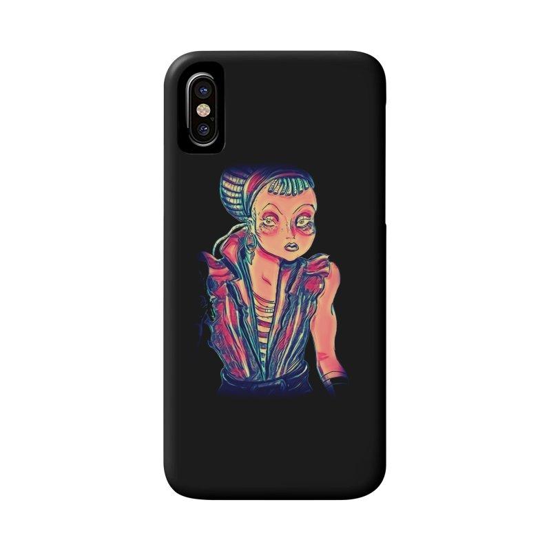 Bandit Queen Accessories Phone Case by dasiavou's Artist Shop
