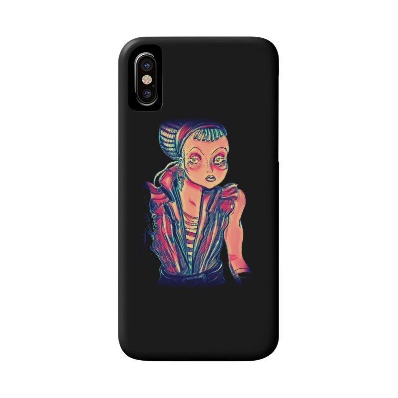 Bandit Queen Accessories Phone Case by dasiavou's Artist Shop