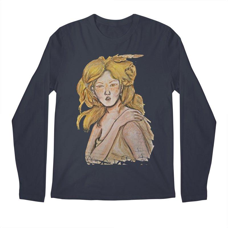 Dissipate Men's Regular Longsleeve T-Shirt by dasiavou's Artist Shop
