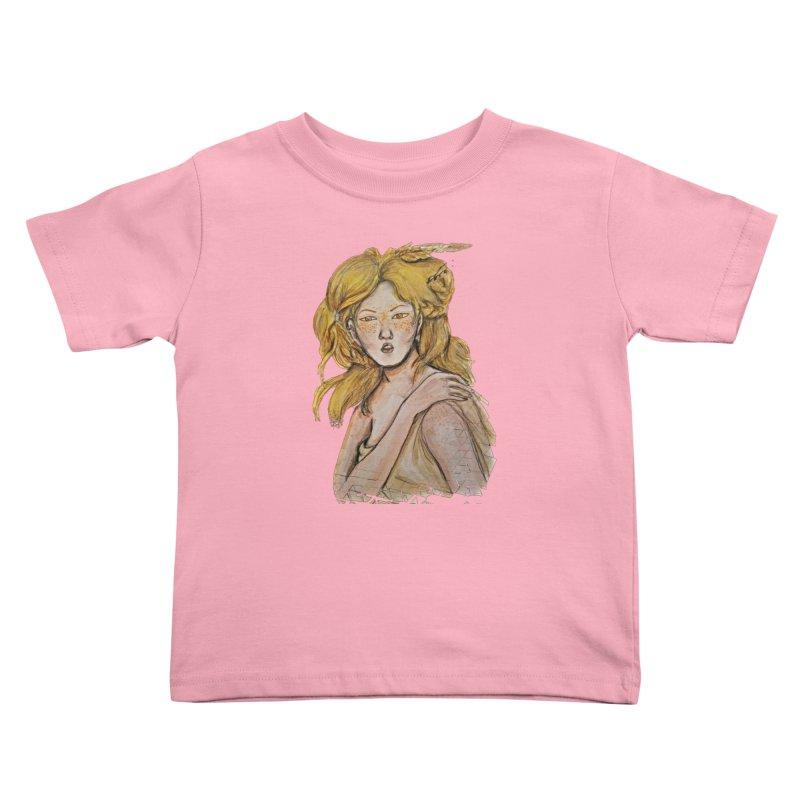 Dissipate Kids Toddler T-Shirt by dasiavou's Artist Shop