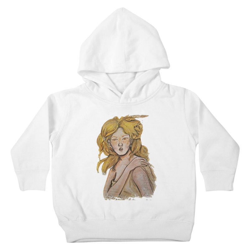 Dissipate Kids Toddler Pullover Hoody by dasiavou's Artist Shop