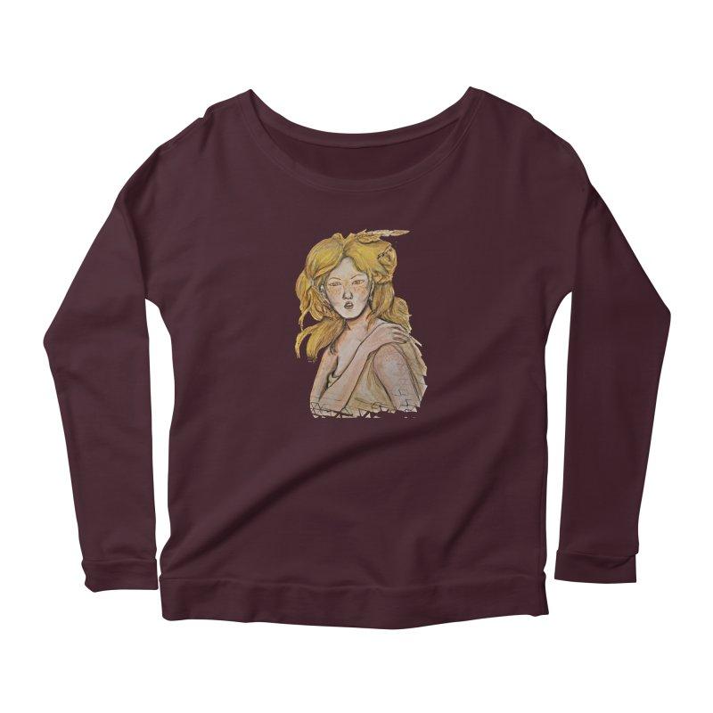 Dissipate Women's Longsleeve T-Shirt by dasiavou's Artist Shop