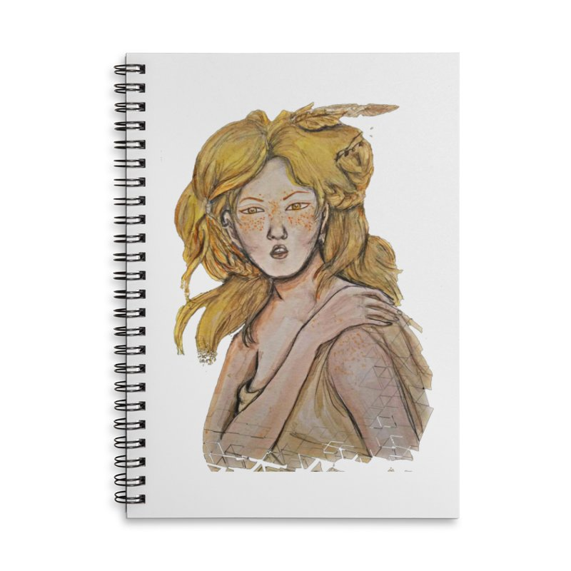 Dissipate Accessories Notebook by dasiavou's Artist Shop