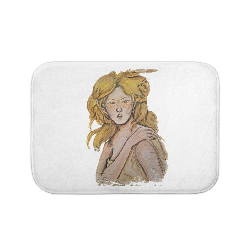 Dissipate Home Bath Mat by dasiavou's Artist Shop