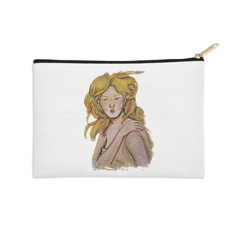 Dissipate Accessories Zip Pouch by dasiavou's Artist Shop