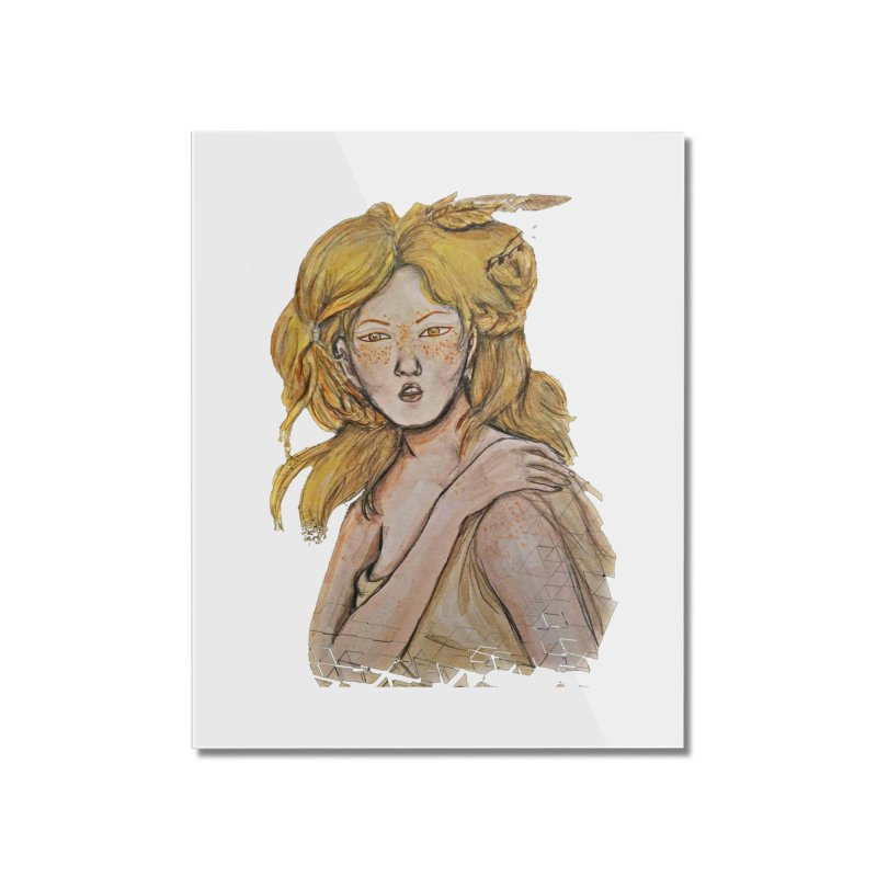 Dissipate Home Mounted Acrylic Print by dasiavou's Artist Shop