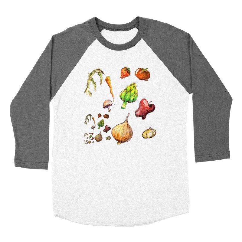 Romanesco Women's Longsleeve T-Shirt by dasiavou's Artist Shop