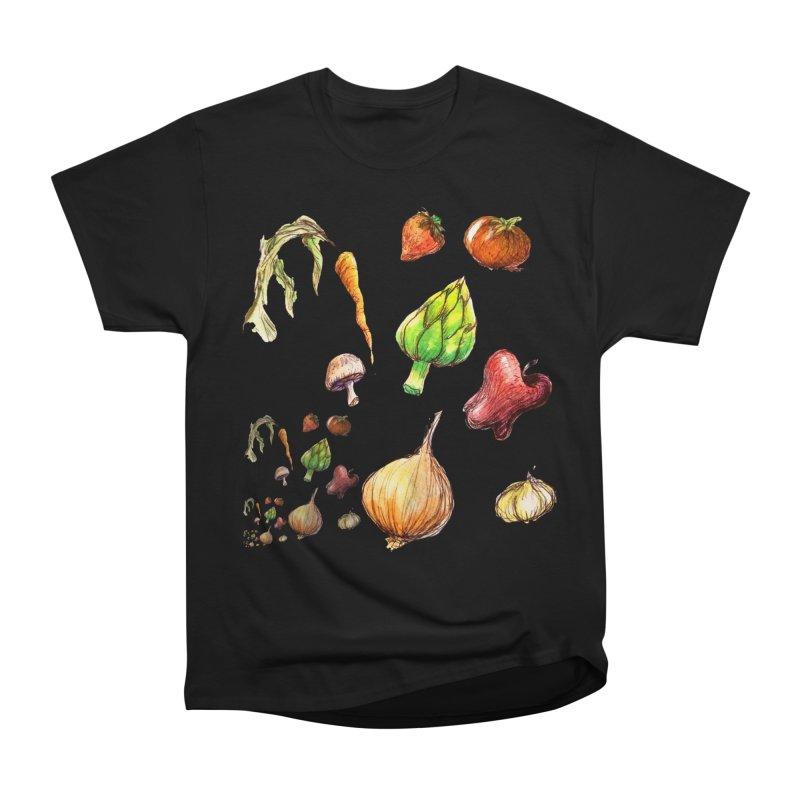 Romanesco Men's Classic T-Shirt by dasiavou's Artist Shop
