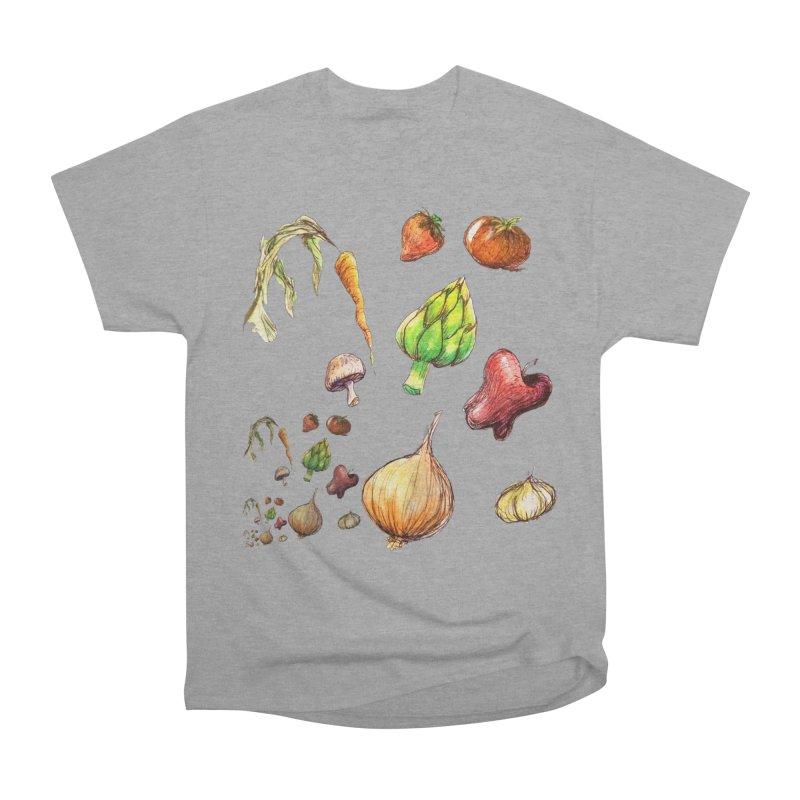 Romanesco Women's Heavyweight Unisex T-Shirt by dasiavou's Artist Shop