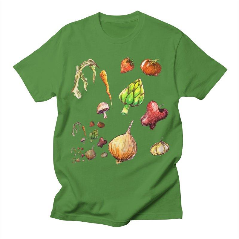 Romanesco Women's Unisex T-Shirt by dasiavou's Artist Shop